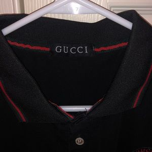 6c82a03b Gucci Shirts | Authentic Old School Polo | Poshmark